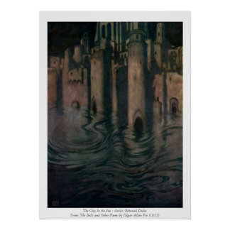 The City In the Sea Poster