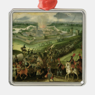 The City of Aerdres Christmas Ornament