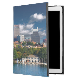 "The city of Boston and Charles river iPad Pro 12.9"" Case"
