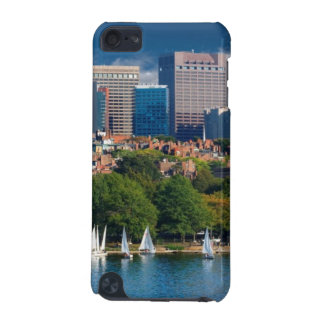 The city of Boston and Charles river iPod Touch 5G Covers