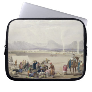 The City of Candahar, from 'Sketches in Afghaunist Laptop Sleeve