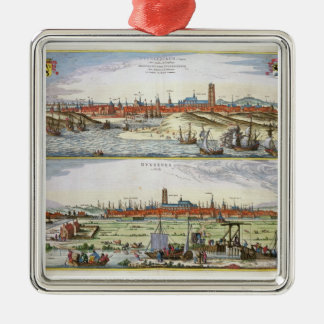 The City of Dunkirk during the Spanish occupation, Christmas Ornament
