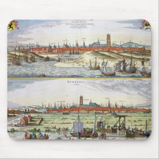 The City of Dunkirk during the Spanish occupation, Mouse Mat