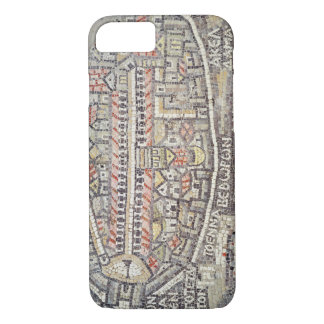 The City of Jerusalem and the surrounding area iPhone 8/7 Case