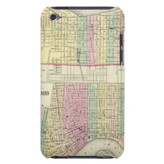 The City Of Louisville Kentucky iPod Case-Mate Case