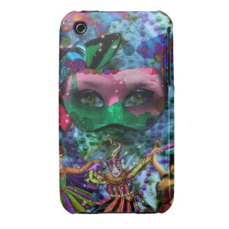 The City of Masquerade- Collage I Phone Case iPhone 3 Covers