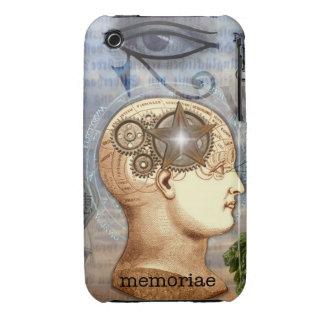 The City of Memoriae- Collaged I Phone Case Case-Mate iPhone 3 Cases