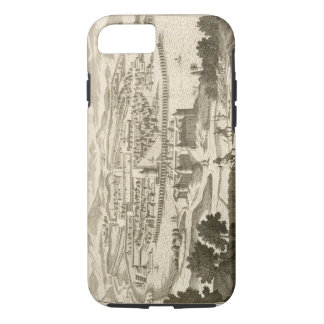 The City of Mexico, 1723 (engraving) iPhone 8/7 Case