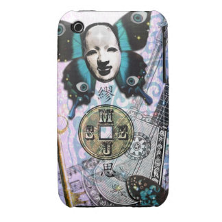 The City of Muse- Collage I Phone Case iPhone 3 Covers