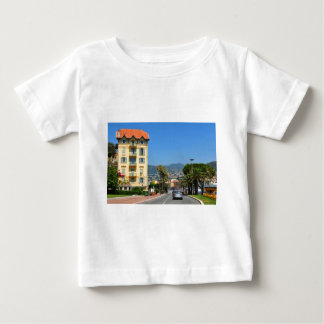 The city of Nice on French Riviera Baby T-Shirt