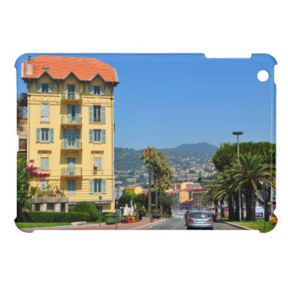 The city of Nice on French Riviera iPad Mini Covers