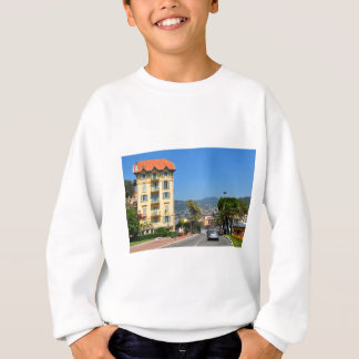 The city of Nice on French Riviera Sweatshirt