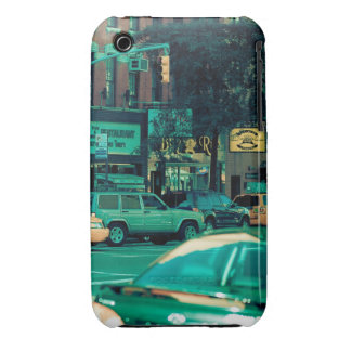 The City Streets on 3G iPhone 3 Cases