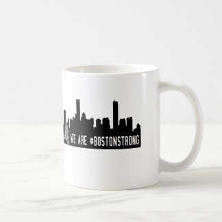 The City We are Boston Strong #BostonStrong Coffee Mug
