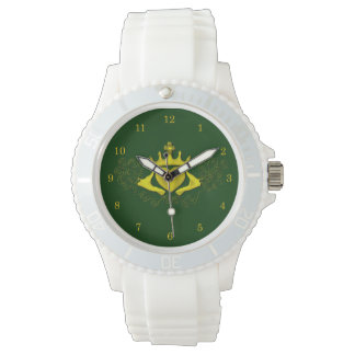 The Claddagh (Gold) Wrist Watches