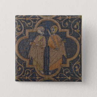 The Clare Chasuble 15 Cm Square Badge