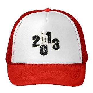 THE CLASS OF 2013 CAP