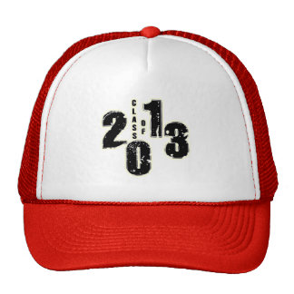 THE CLASS OF 2013 MESH HATS