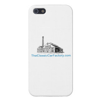 The Classic Car Factory iPhone 5 Case