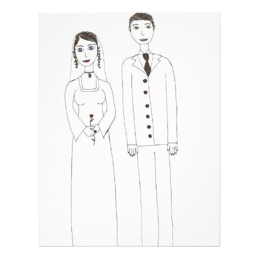 The Classic wedding Flyer Design