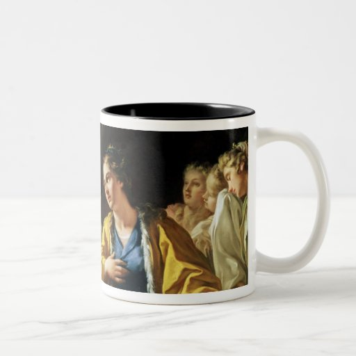 The Clemency of Alexander the Great Mugs