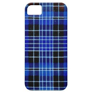 """THE CLERGY"" TARTAN iPhone 5 CASE"