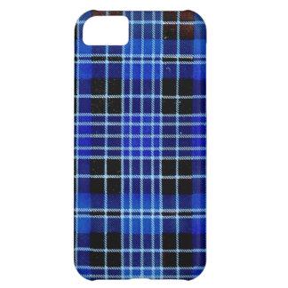 """THE CLERGY"" TARTAN iPhone 5C CASE"