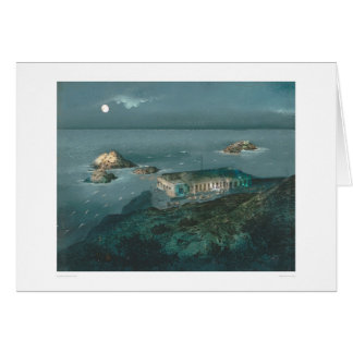The Cliff House and Seal Rocks (1157) Card