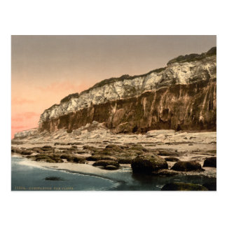 The Cliffs, Hunstanton, Norfolk, England Postcard