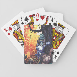 The Climb Poker Deck