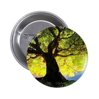 The Climbing Tree 6 Cm Round Badge
