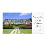 The Cloisters, Paradise Island, Bahamas Customised Photo Card