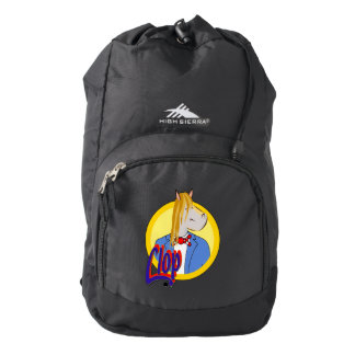The Clop's backpack