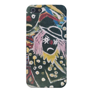 THE CLOWN AND JESTER iPhone 5 COVERS
