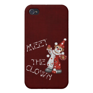 The Clown iPhone 4/4S Cover