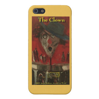 THE CLOWN iPhone 5/5S COVER