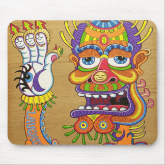 The Clown is a Wiseman in Disguise  Mouse Mat