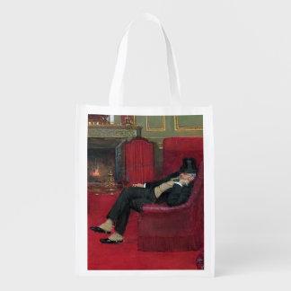 The Club, 1911 Reusable Grocery Bag