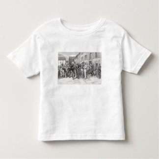 The Club Room of Zermatt in 1864, from 'The Ascent Toddler T-Shirt