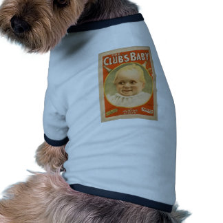 The Club's Baby, 'The Junior Member' Retro Theater Pet Clothes