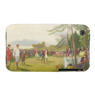 The Club's the Thing, published by Boupil and Co. iPhone 3 Case-Mate Case
