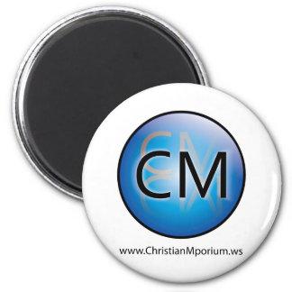 The CM 6 Cm Round Magnet