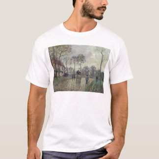 The Coach to Louveciennes, 1870 T-Shirt