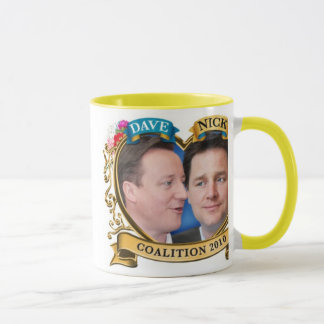 The Coalition Love Mug 2010