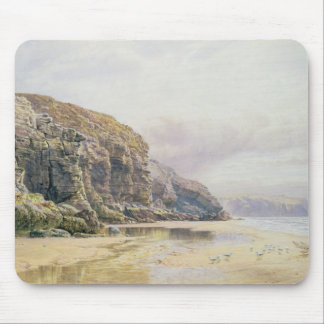 The Coast of Cornwall Mouse Mat