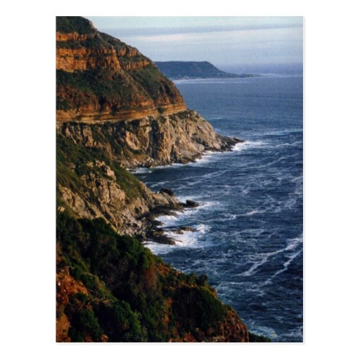 The coast of South Africa Postcard