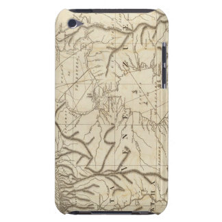 The coast of Tierra Firma from Cartagena Case-Mate iPod Touch Case