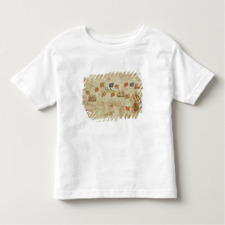 The Coast of Turkey and Cyprus Toddler T-Shirt