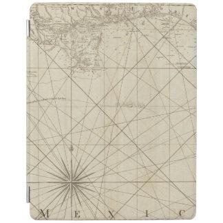 The Coast of West Florida and Louisiana iPad Cover
