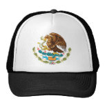The Coat of Arms of Mexico Symbol Cap